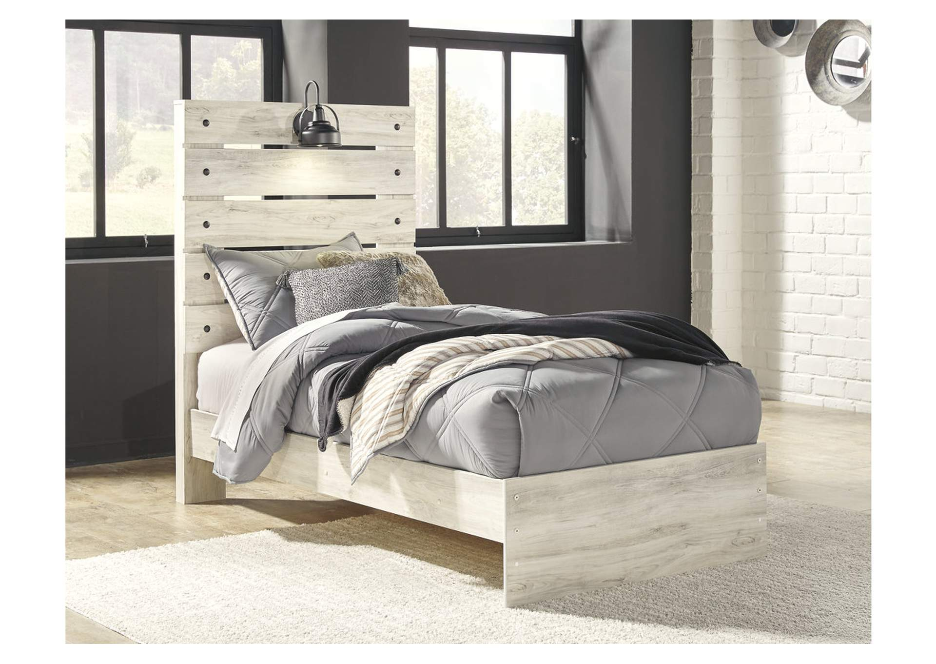 Cambeck Twin Panel Bed,Signature Design By Ashley
