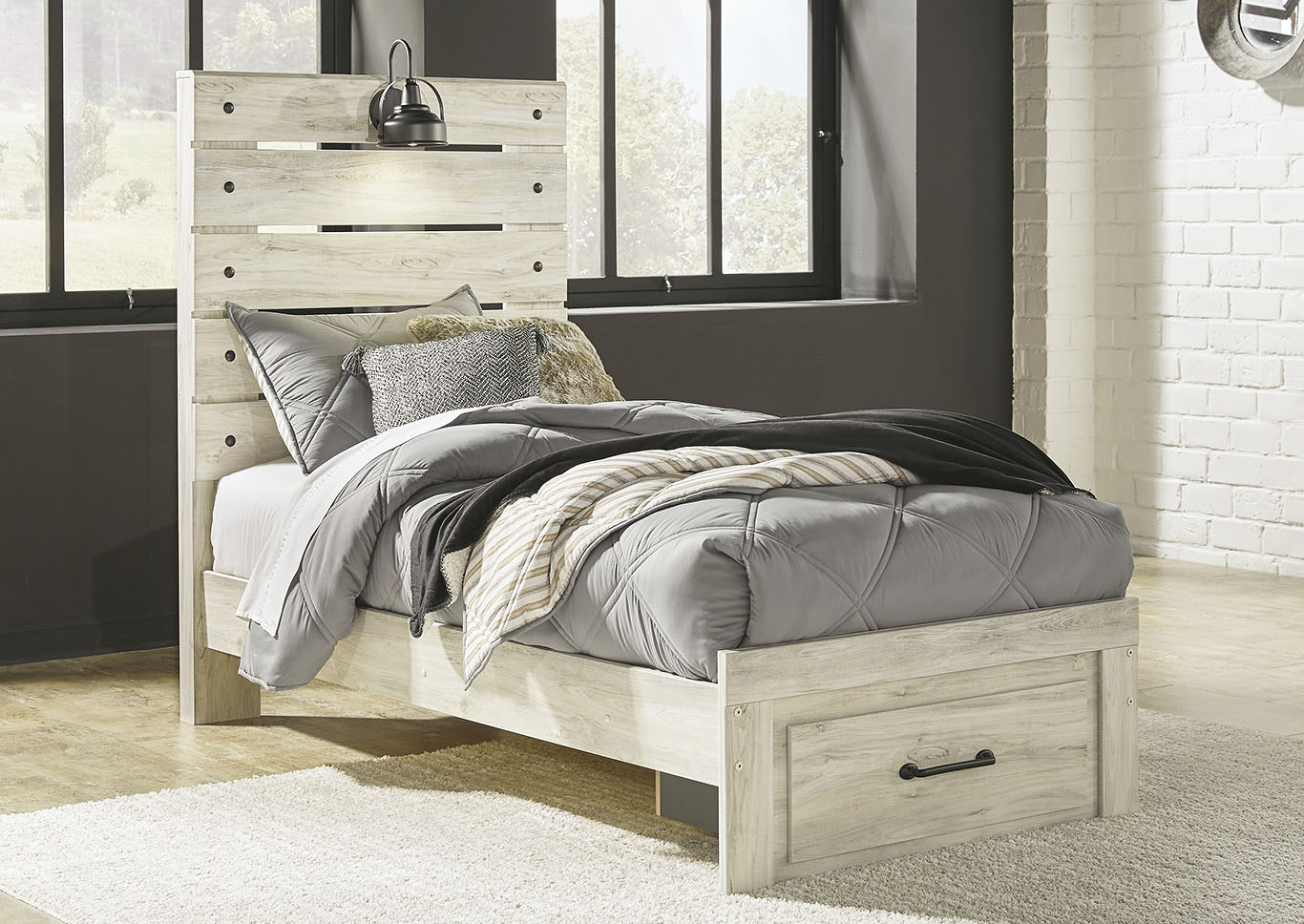 Cambeck Twin Storage Bed,Signature Design By Ashley