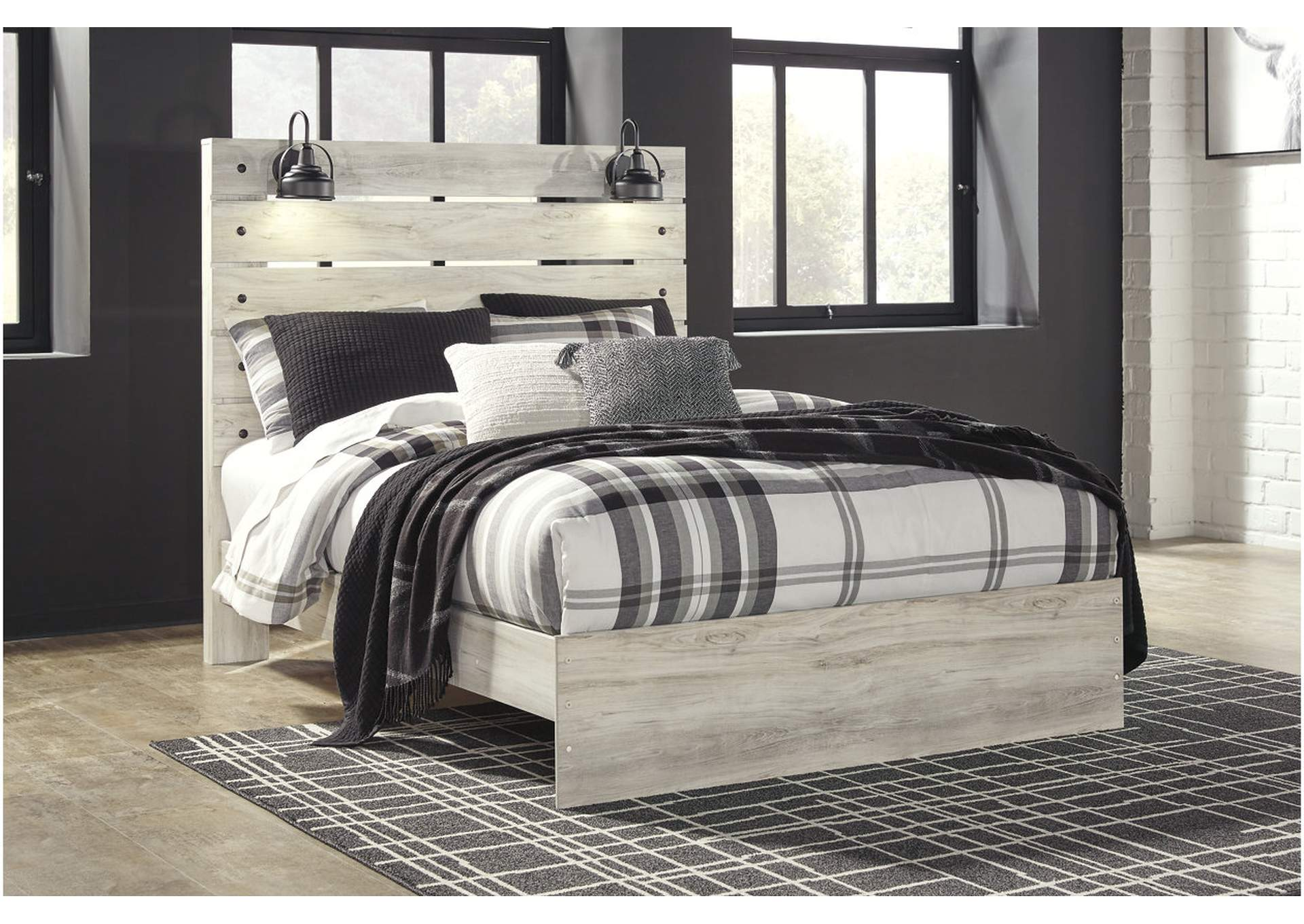 Cambeck Queen Panel Bed,Signature Design By Ashley