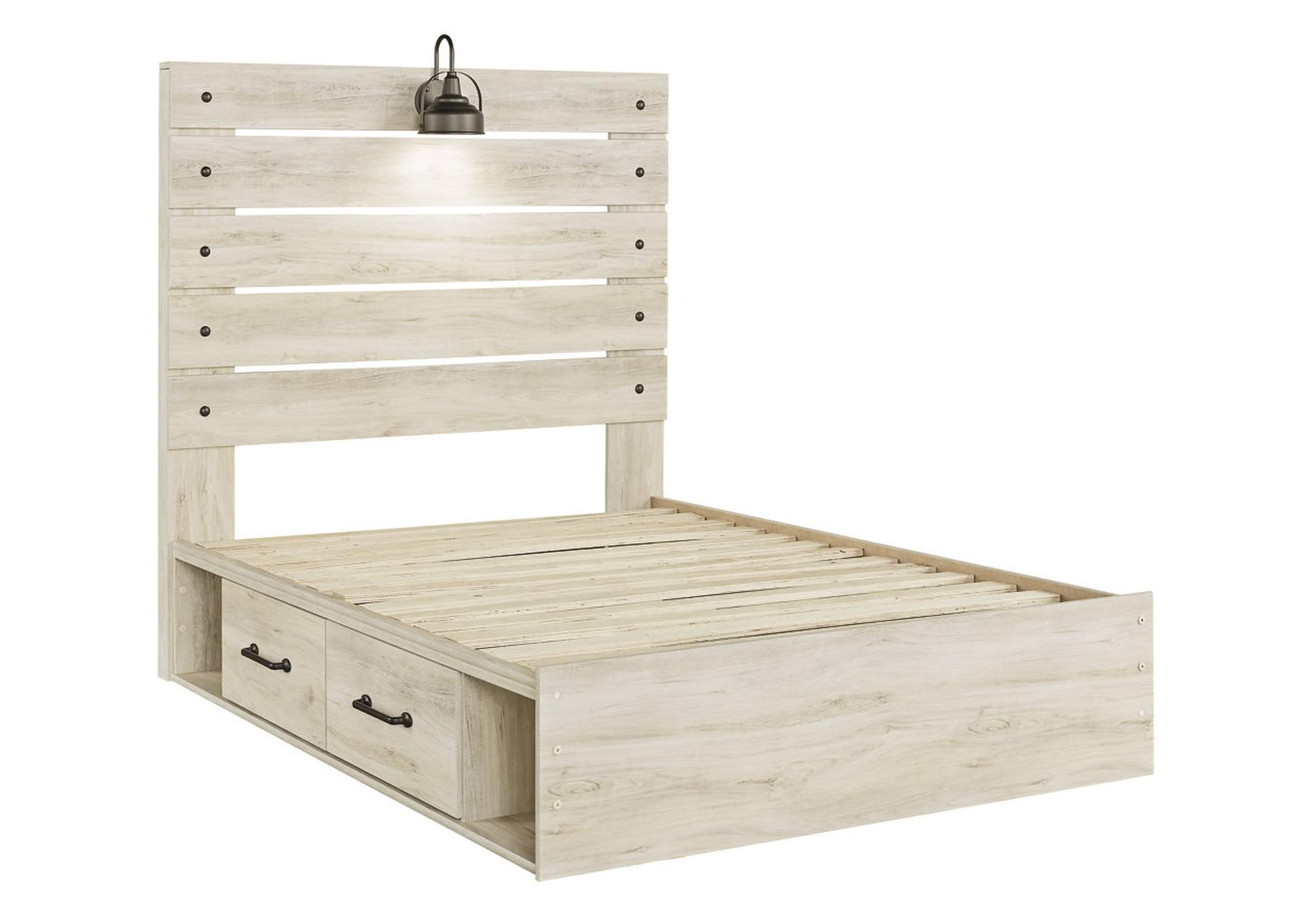 Cambeck Full Side Storage Bed,Signature Design By Ashley