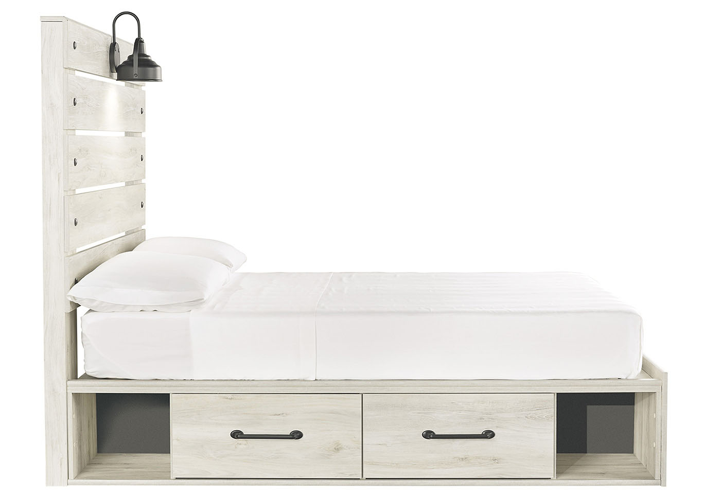 Cambeck Full Bed w/2 Underbed Storage,Signature Design By Ashley