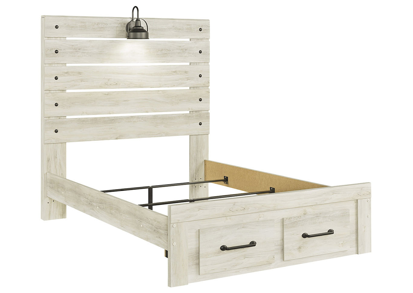 Cambeck Full Storage Bed,Signature Design By Ashley