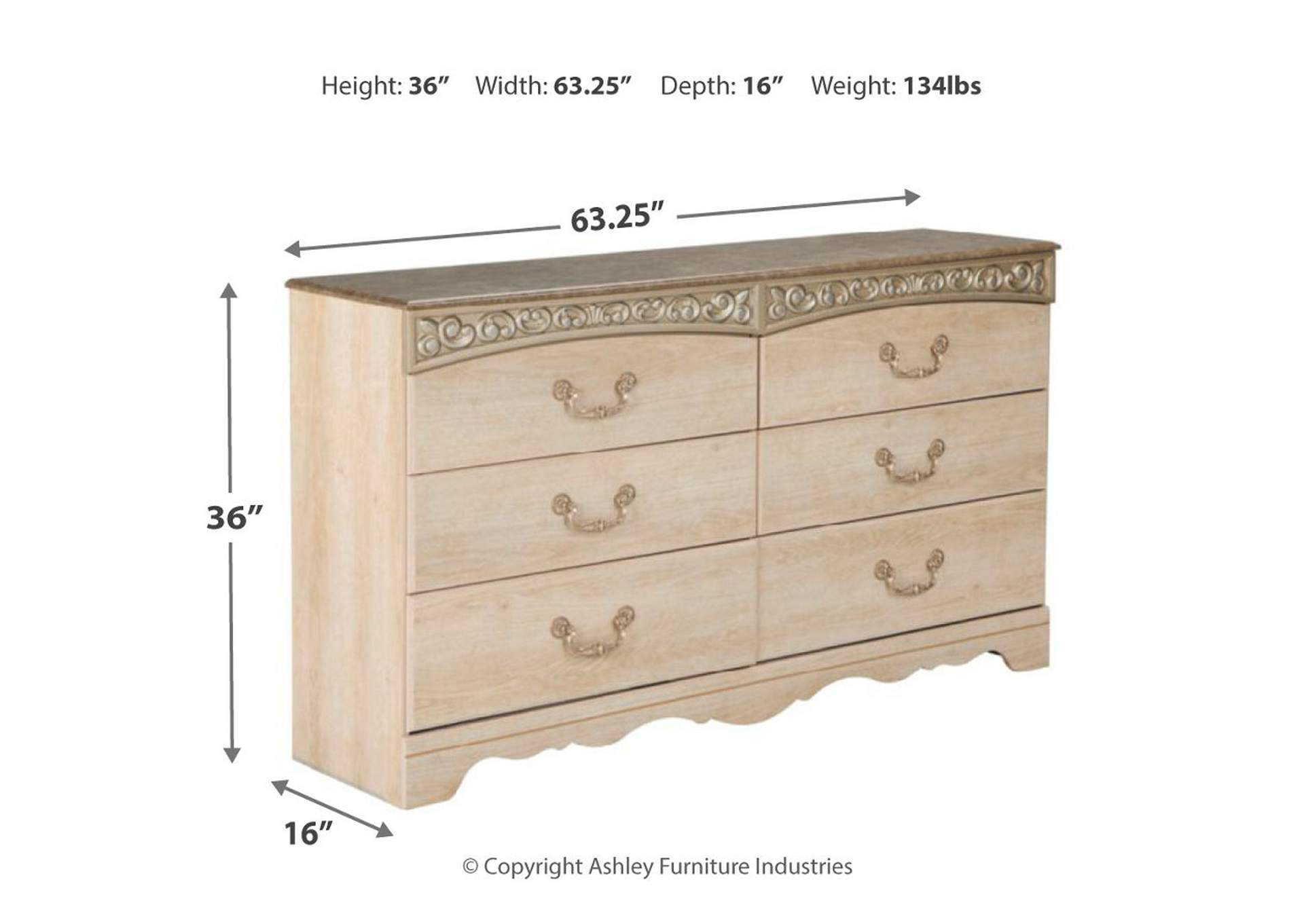 Catalina Dresser,Signature Design By Ashley