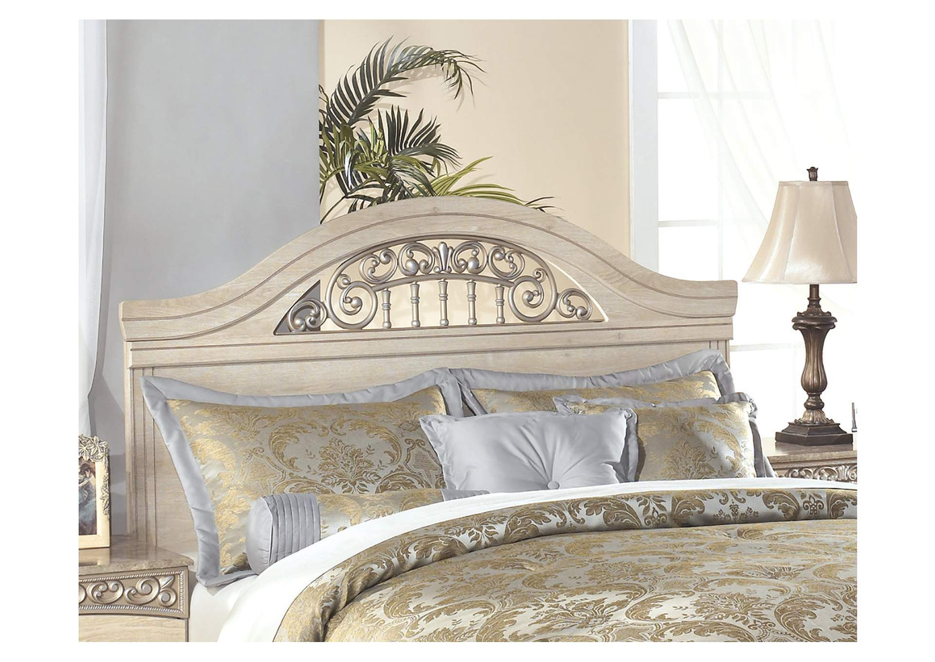 Catalina Queen/Full Panel Headboard,Signature Design By Ashley