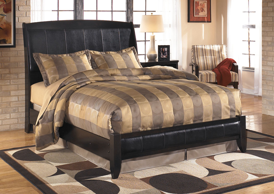 Harmony Queen Sleigh Bed,Signature Design By Ashley