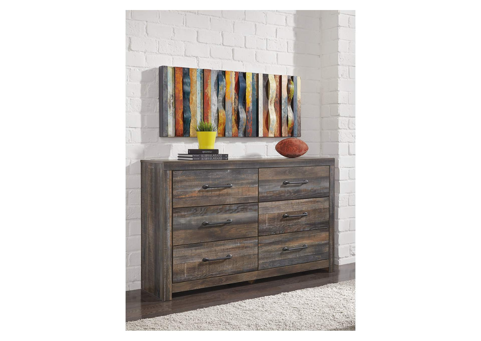 Drystan Wooden Dresser,Signature Design By Ashley