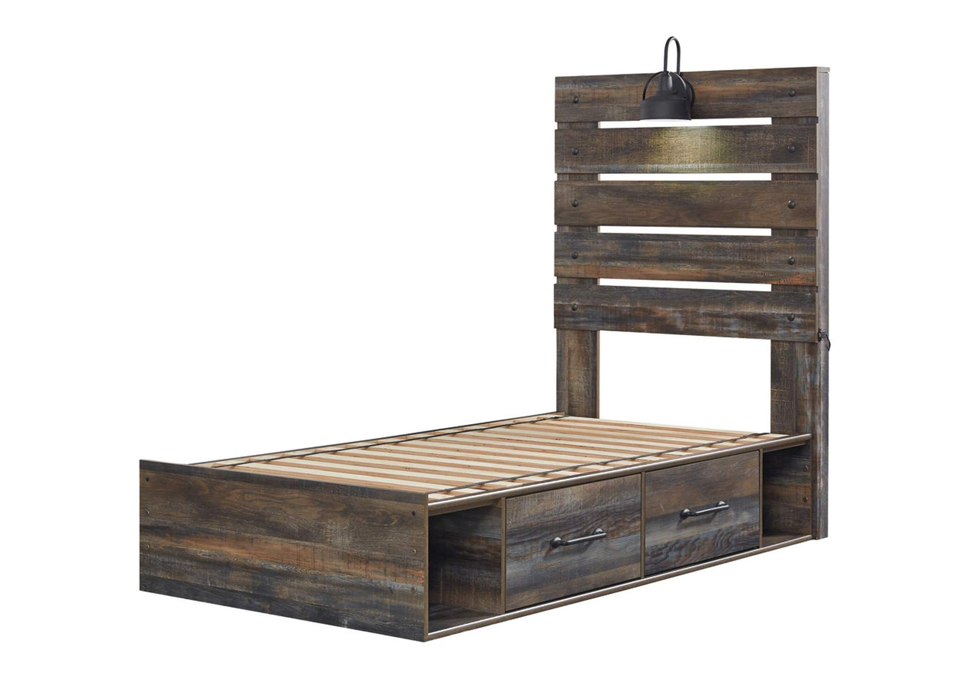 Drystan Twin Storage Bed,Signature Design By Ashley