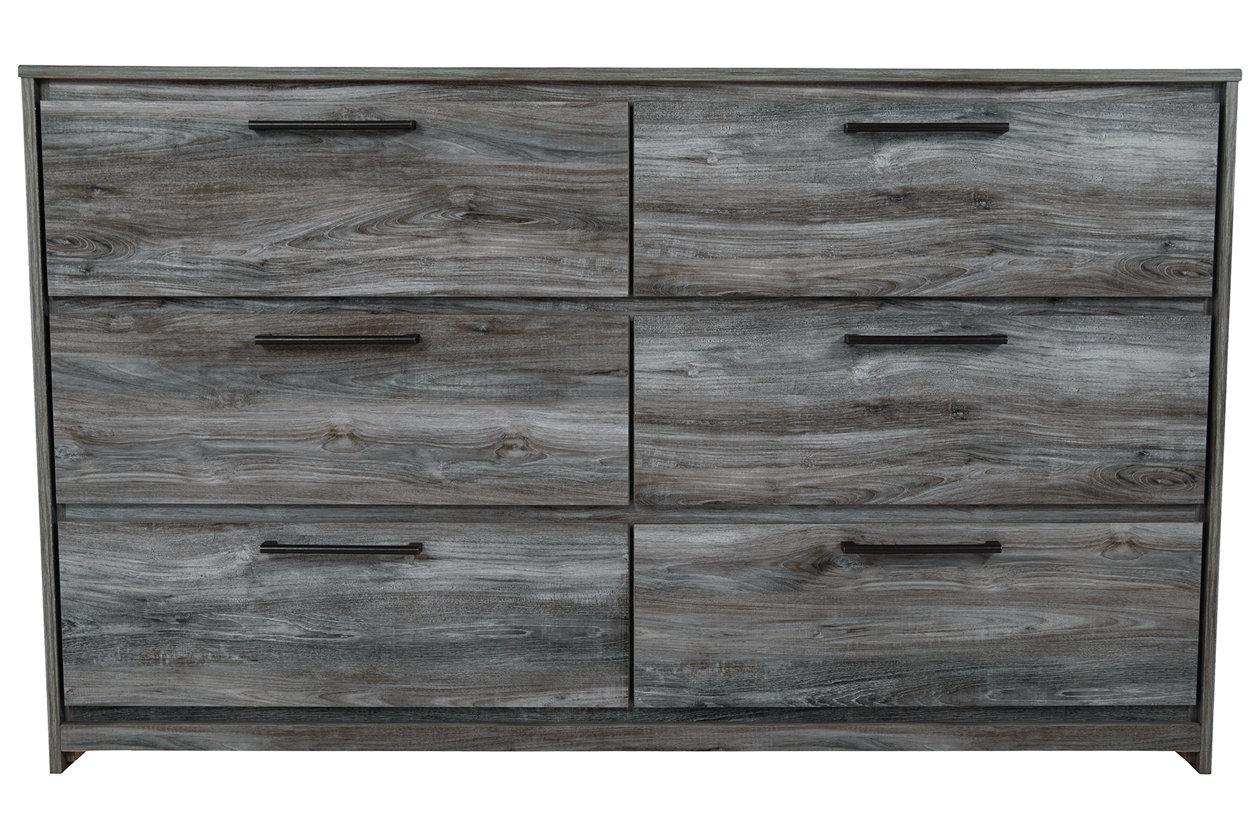 Baystorm Gray Dresser,Signature Design By Ashley