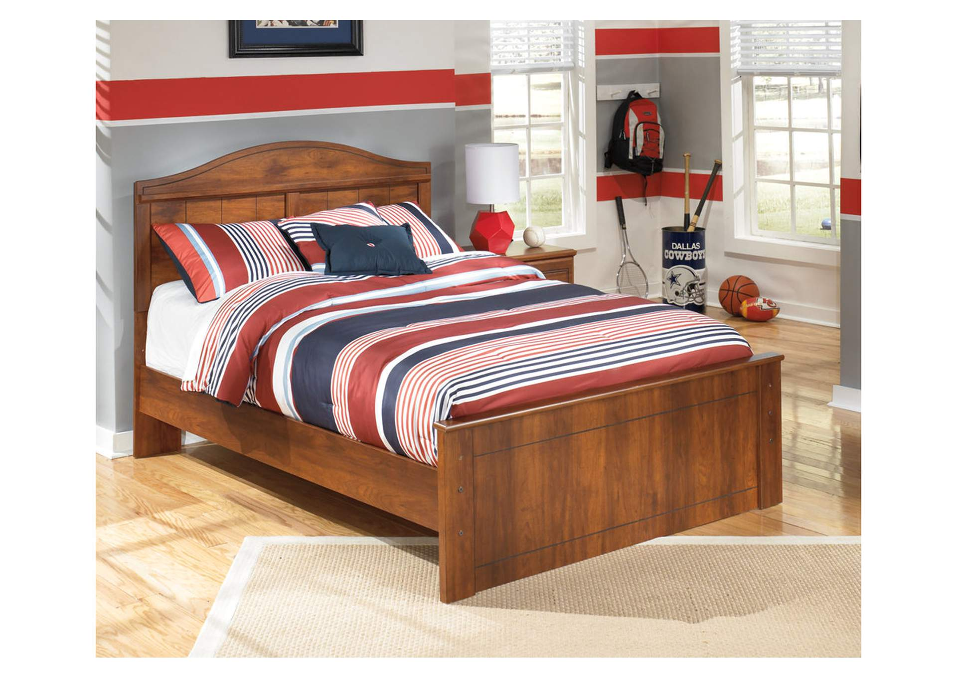 Barchan Full Panel Bed,Signature Design By Ashley
