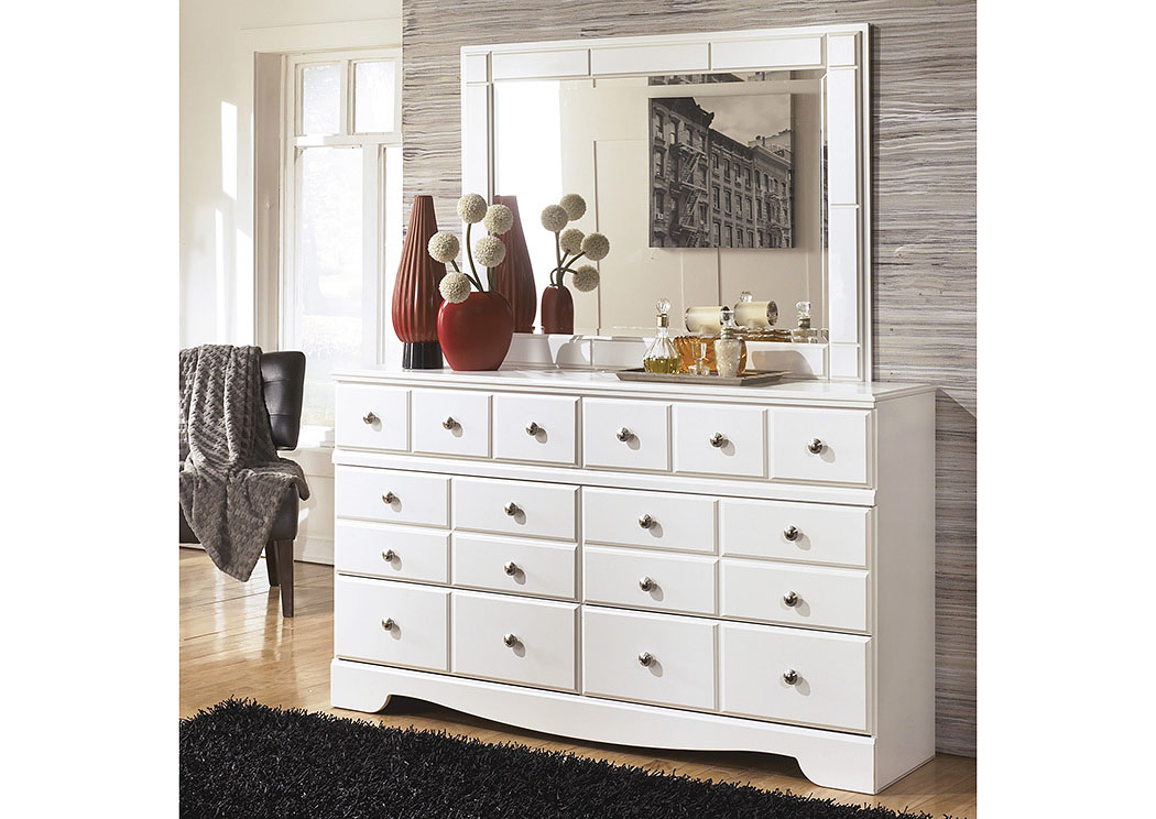 Weeki Bedroom Mirror,Signature Design By Ashley