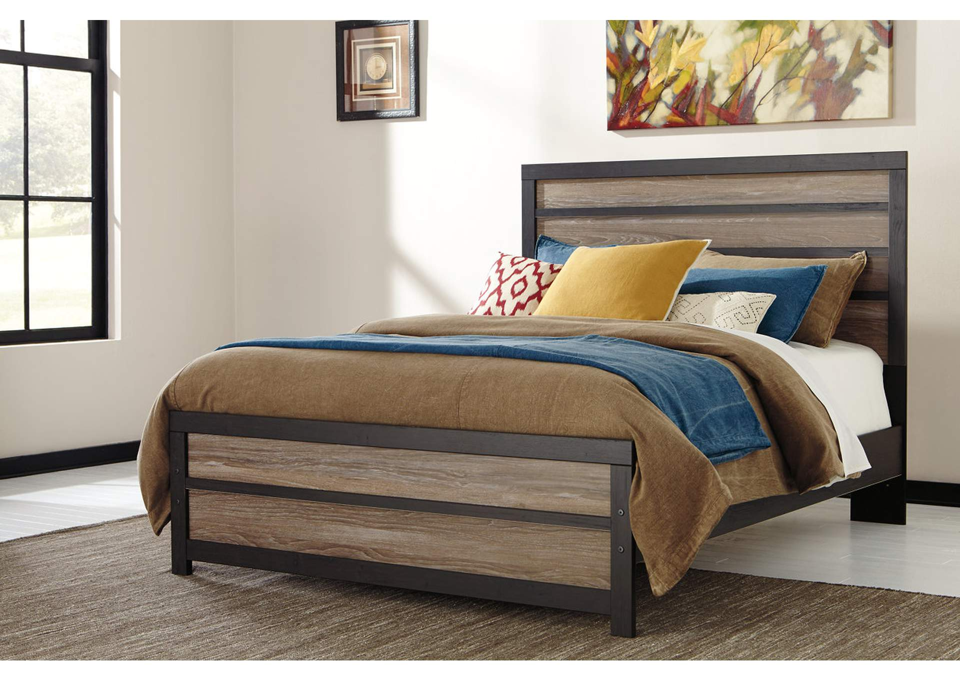 Harlinton Queen Panel Bed,Signature Design By Ashley