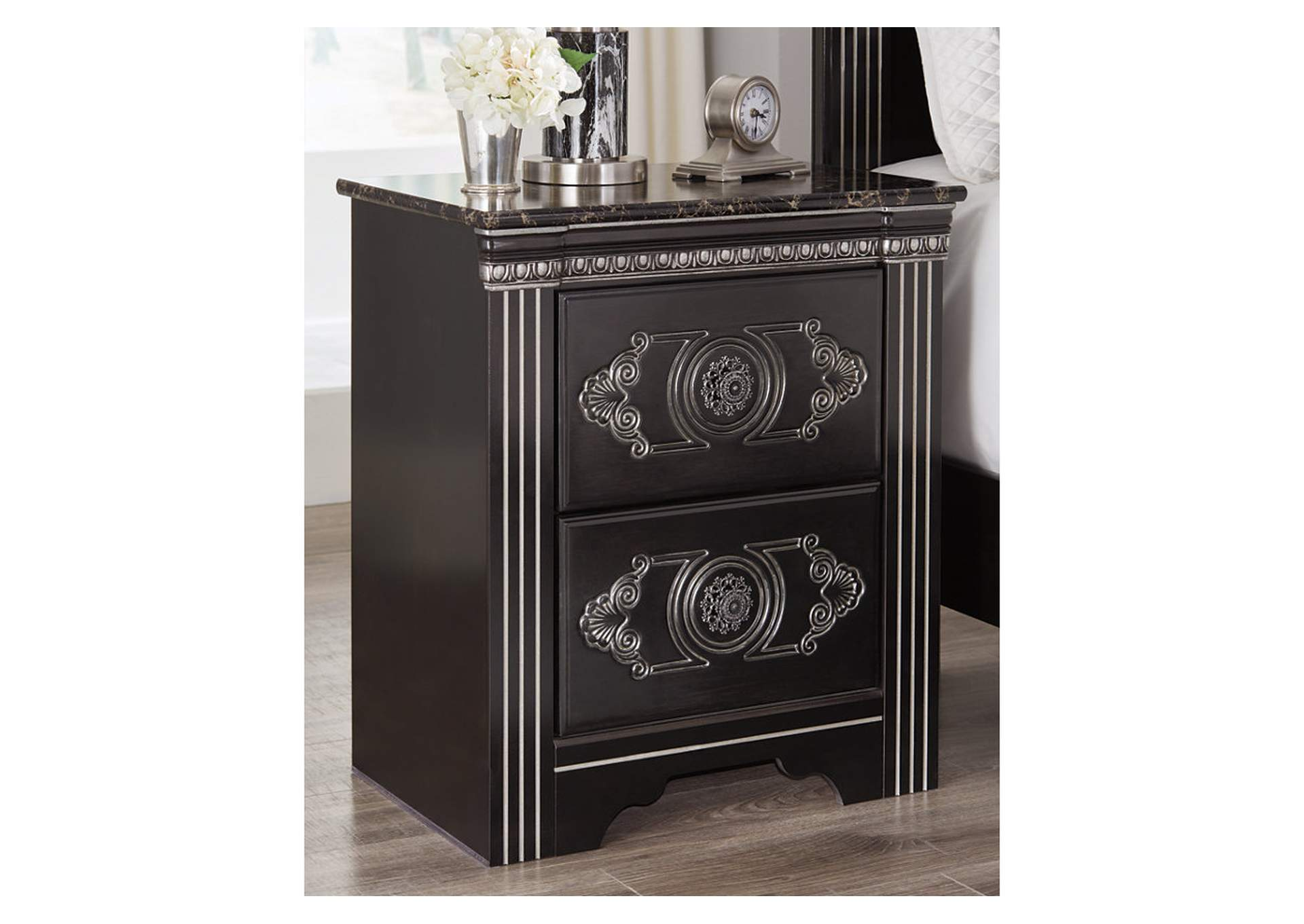 Banalski Brown Nightstand,Signature Design By Ashley