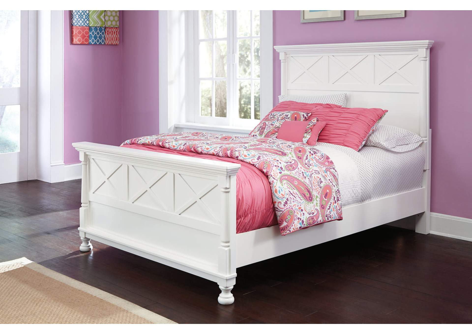 Kaslyn Full Panel Bed,Signature Design By Ashley