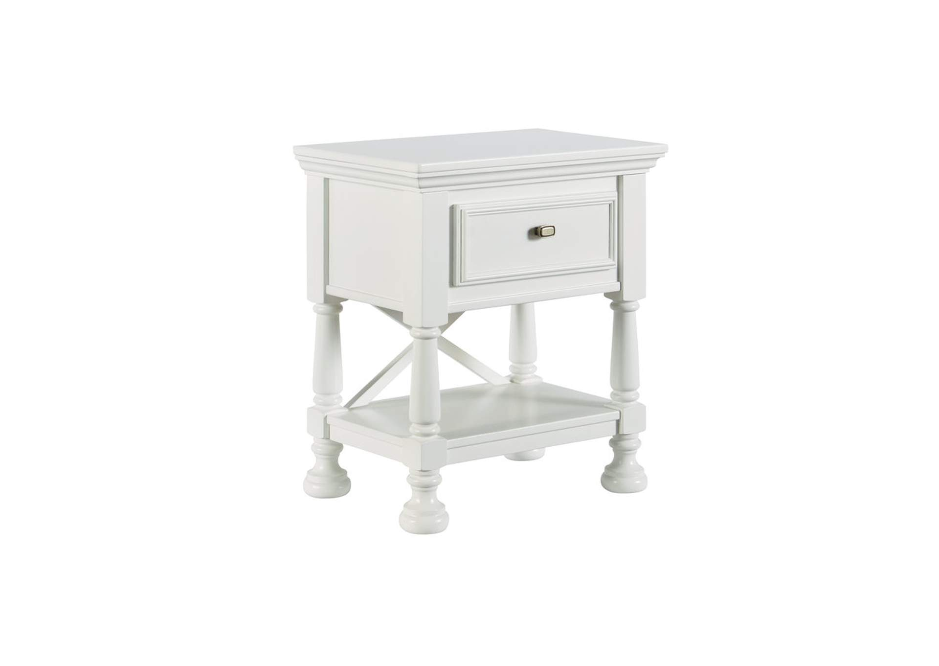 Kaslyn Nightstand,Signature Design By Ashley