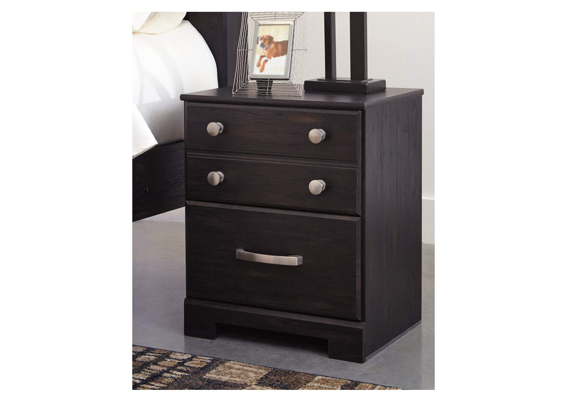Reylow 2 Drawer Nightstand,Signature Design By Ashley