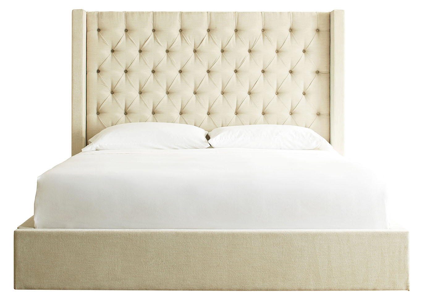 Norrister Beige Queen Storage Bed,Signature Design By Ashley