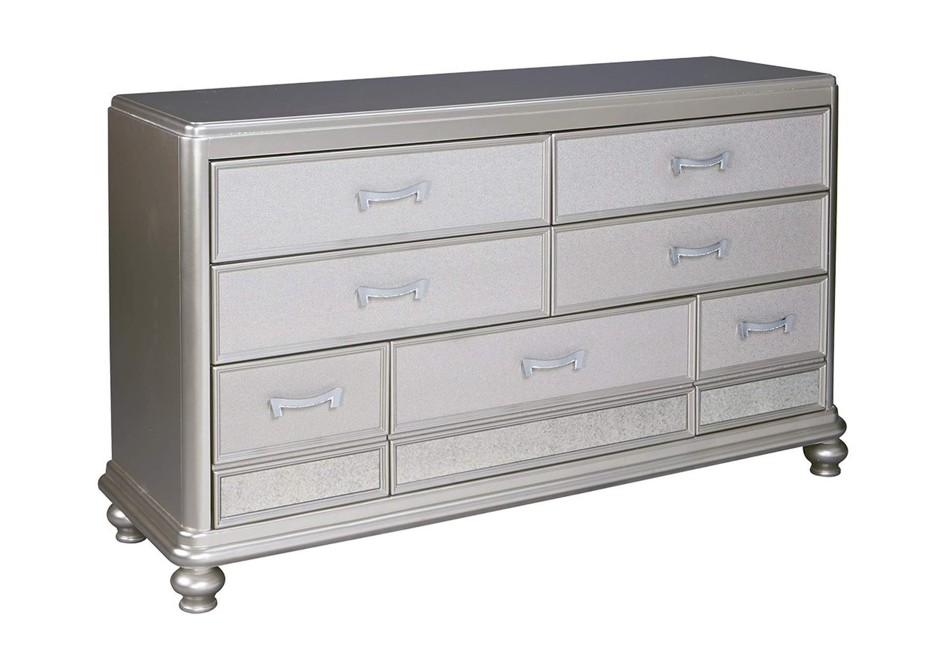 Coralayne Silver Dresser,Signature Design By Ashley