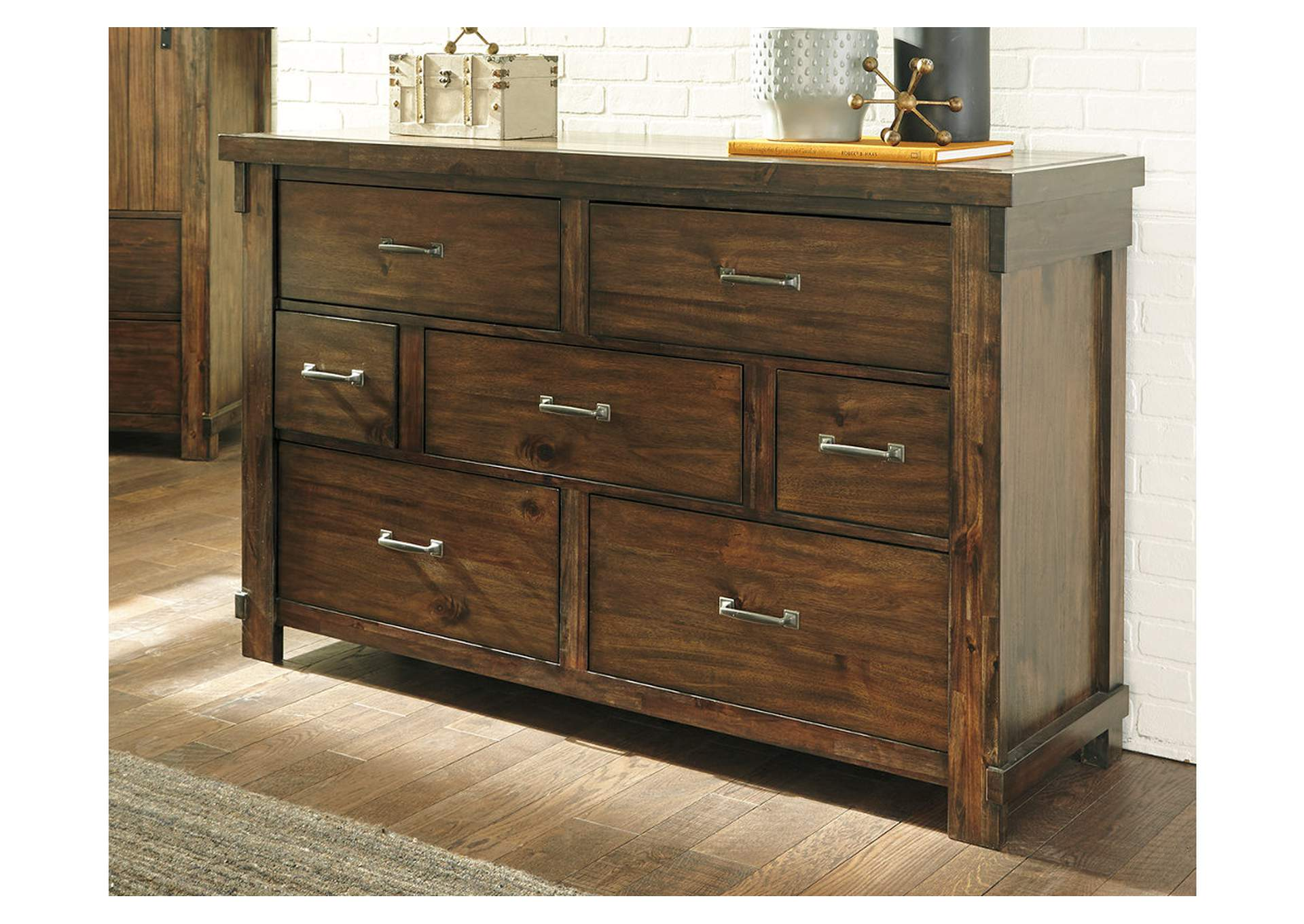 Lakeleigh Brown Dresser,Signature Design By Ashley