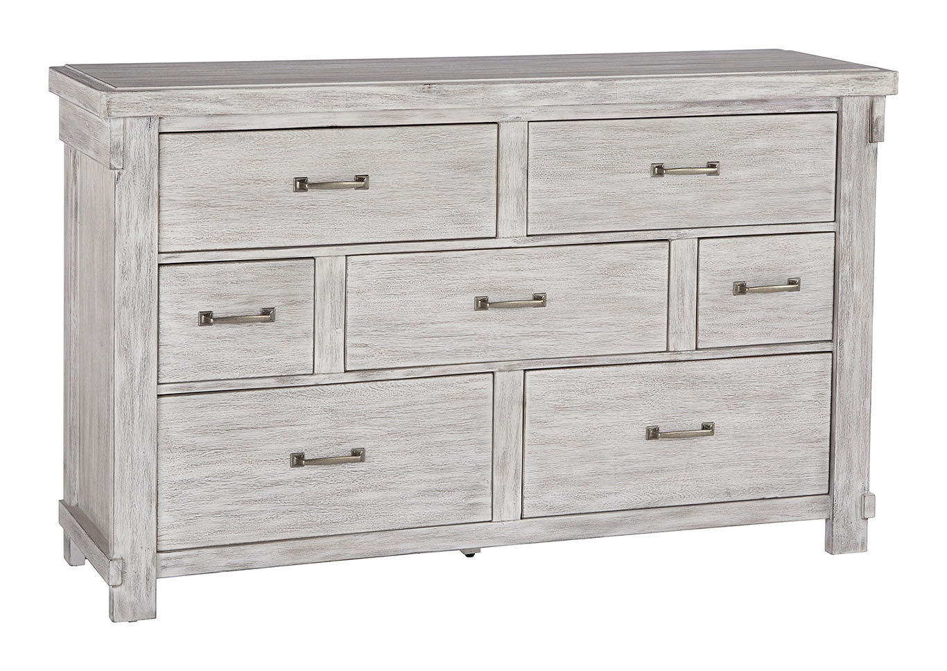 Brashland White Dresser,Signature Design By Ashley