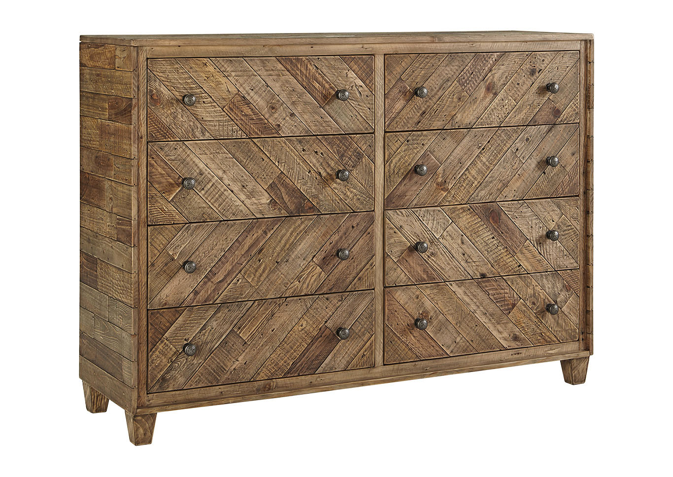 Grindleburg Light Brown Dresser,Signature Design By Ashley
