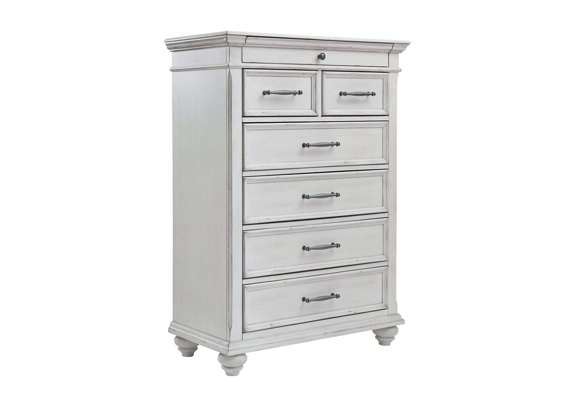 Kanwyn Whitewash Chest,Benchcraft