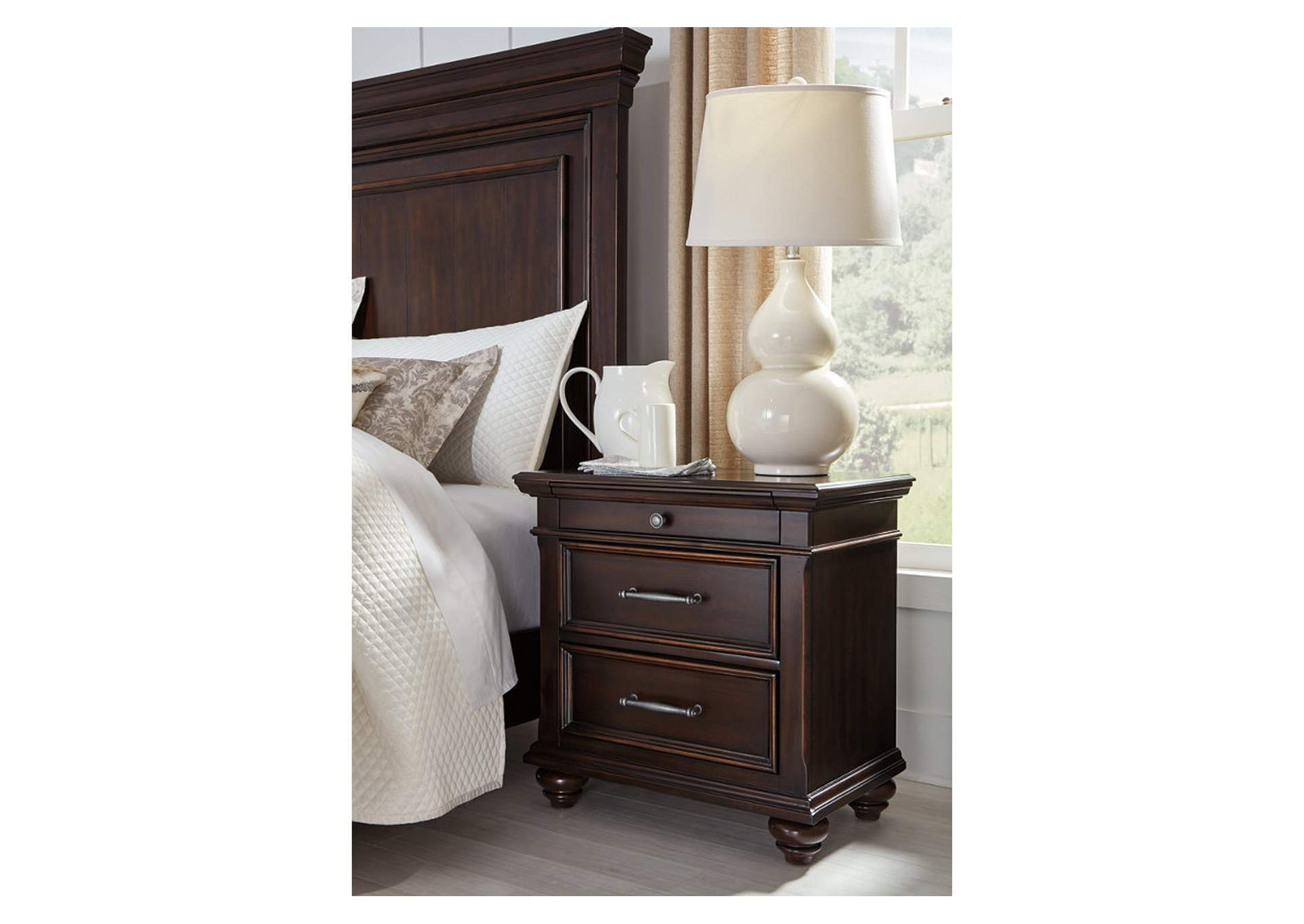 Brynhurst Nightstand,Signature Design By Ashley