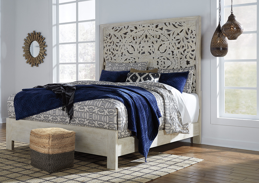 Bantori Multi King Panel Bed,Signature Design By Ashley