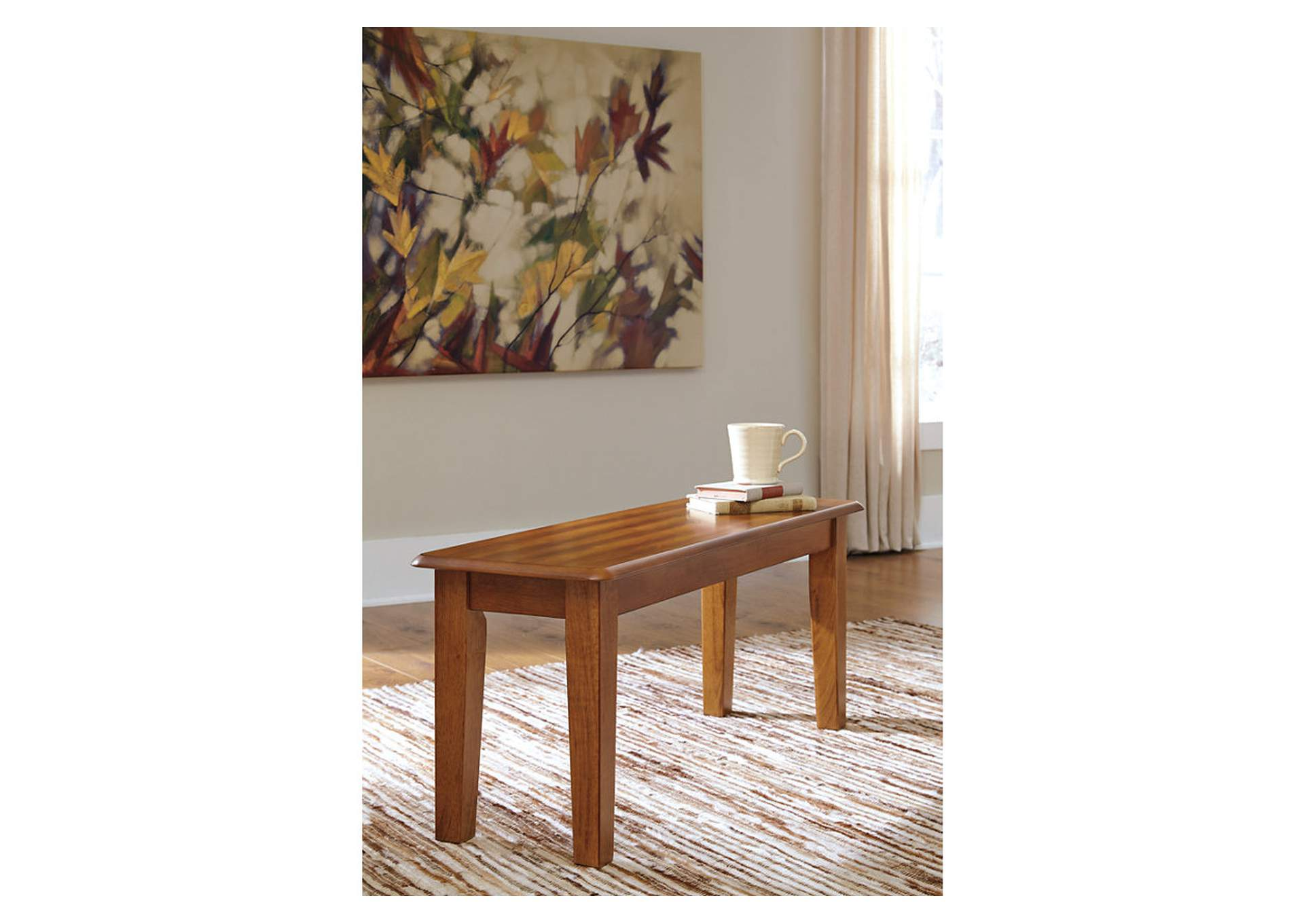 Berringer Large Dining Room Bench,Ashley