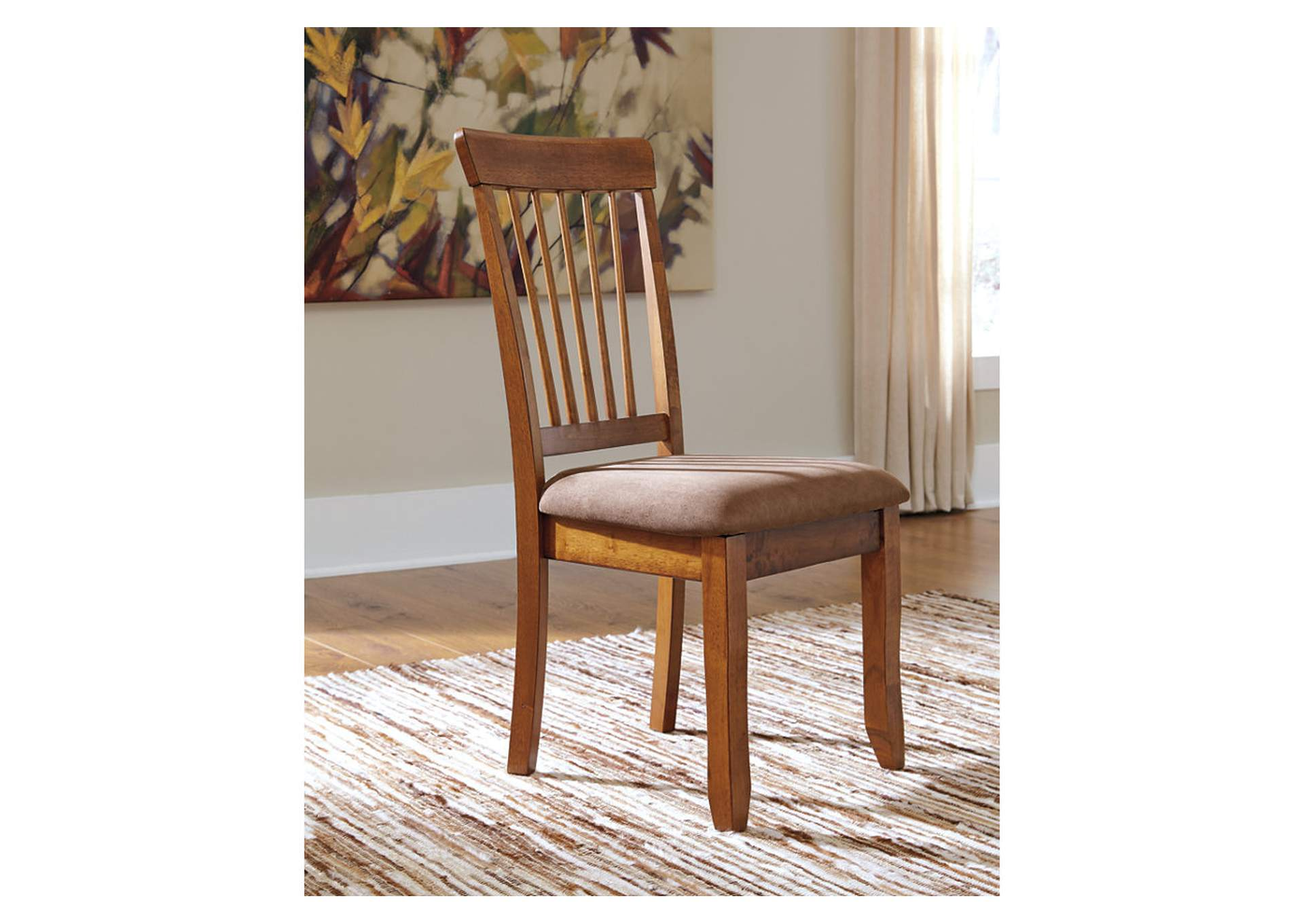 Berringer Single Dining Room Chair,Ashley