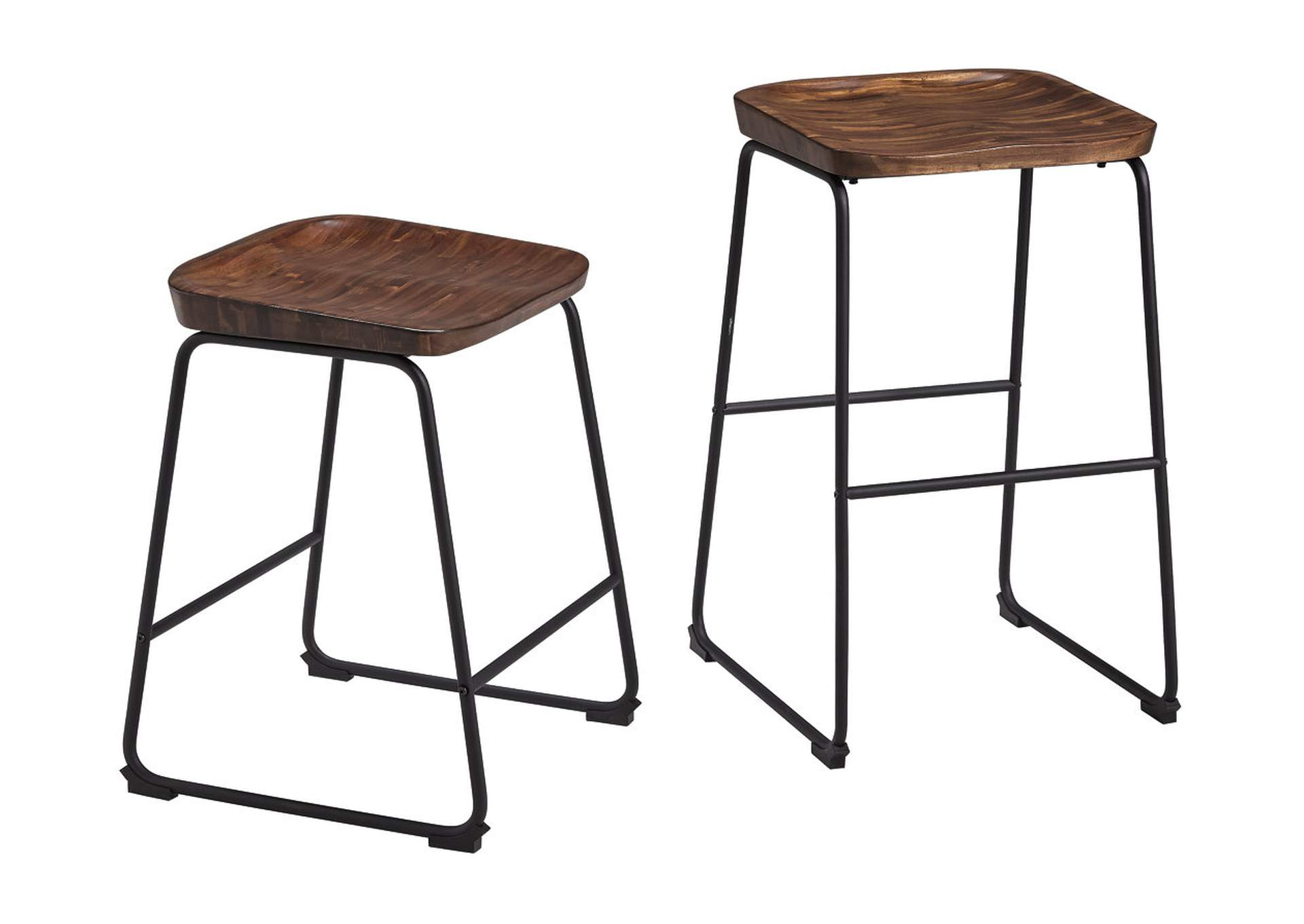 Showdell Pub Height Bar Stool,Signature Design By Ashley