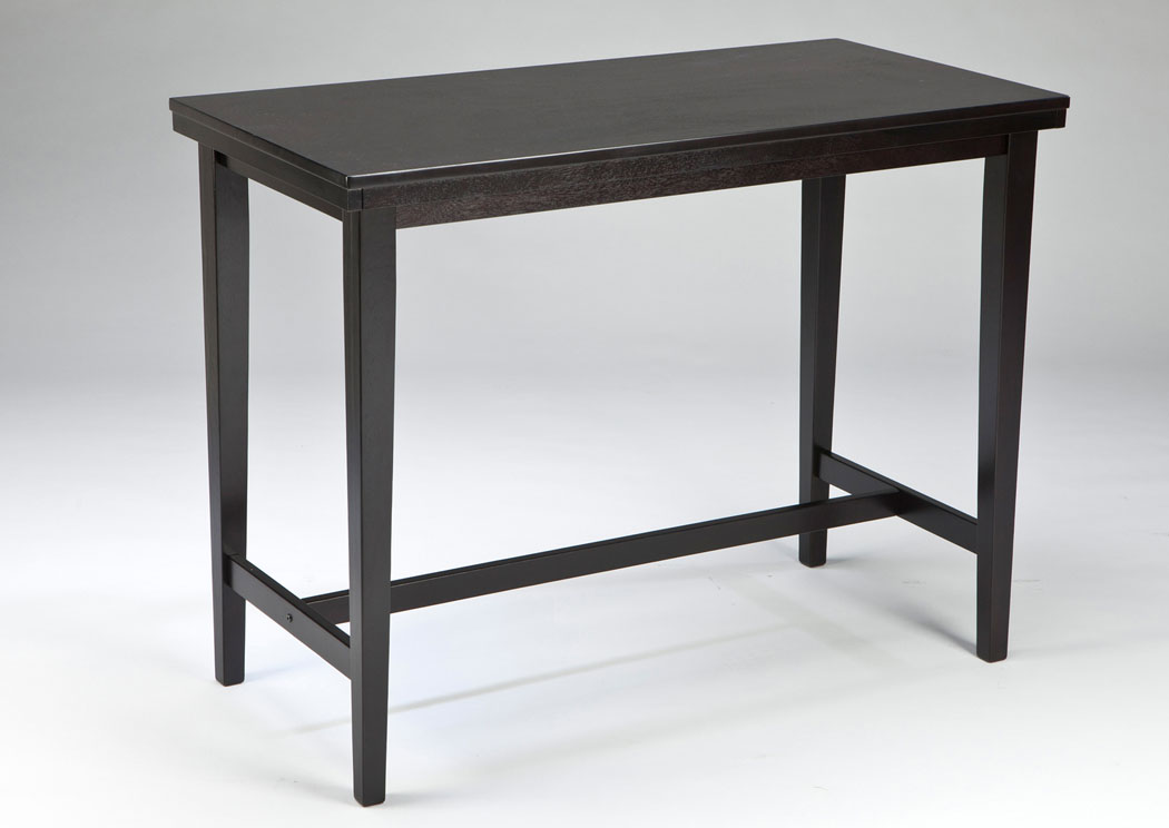 Ivan Smith Kimonte Rectangular Counter Height Table