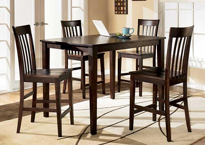 Wonderful Frugal Furniture   Boston, Mattapan, Jamaica Plain, Dorchester MA Hyland  Rectangular Counter Height Table W/4 Stools
