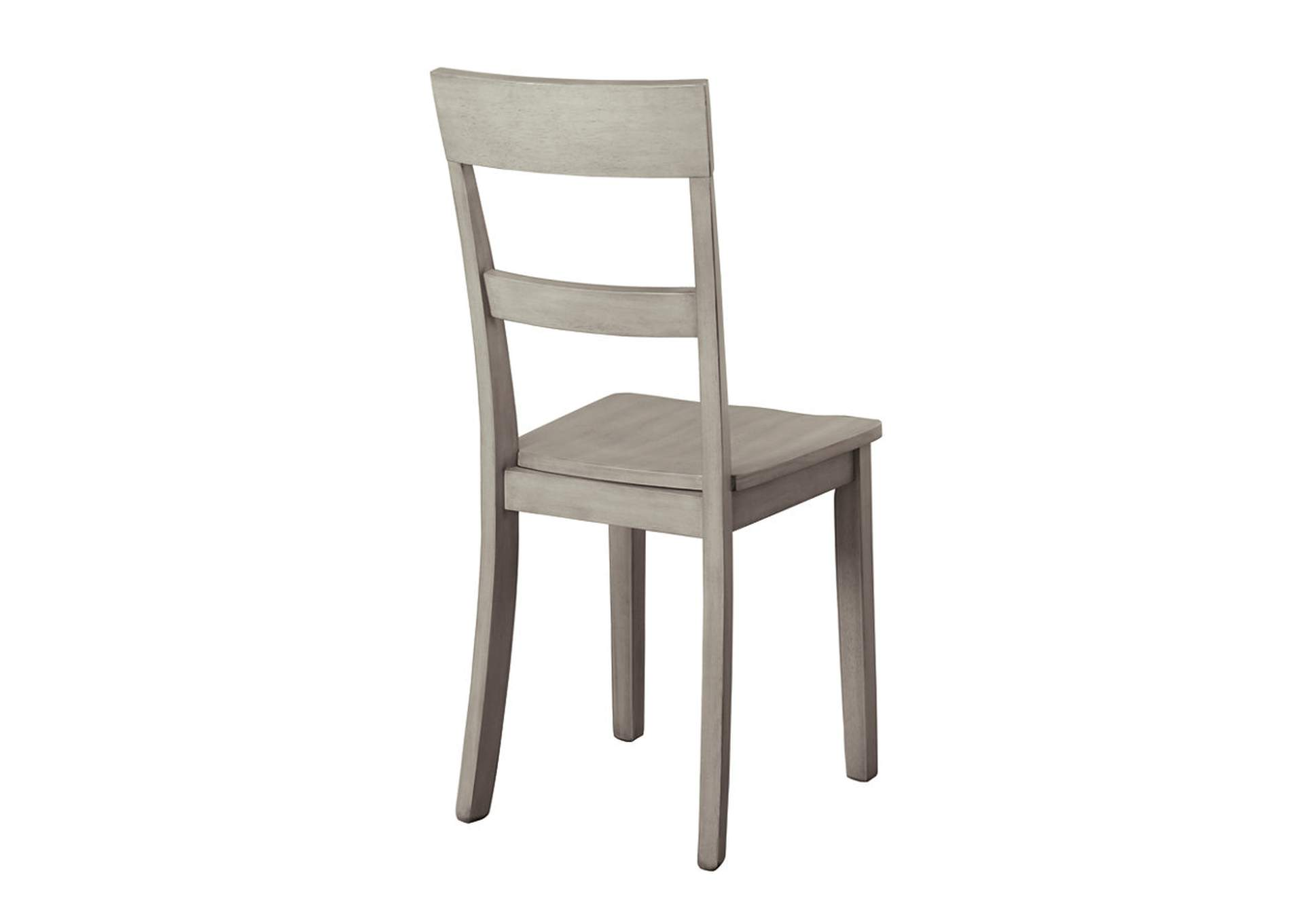 Loratti Gray Dining Chair (Set of 2),Signature Design By Ashley