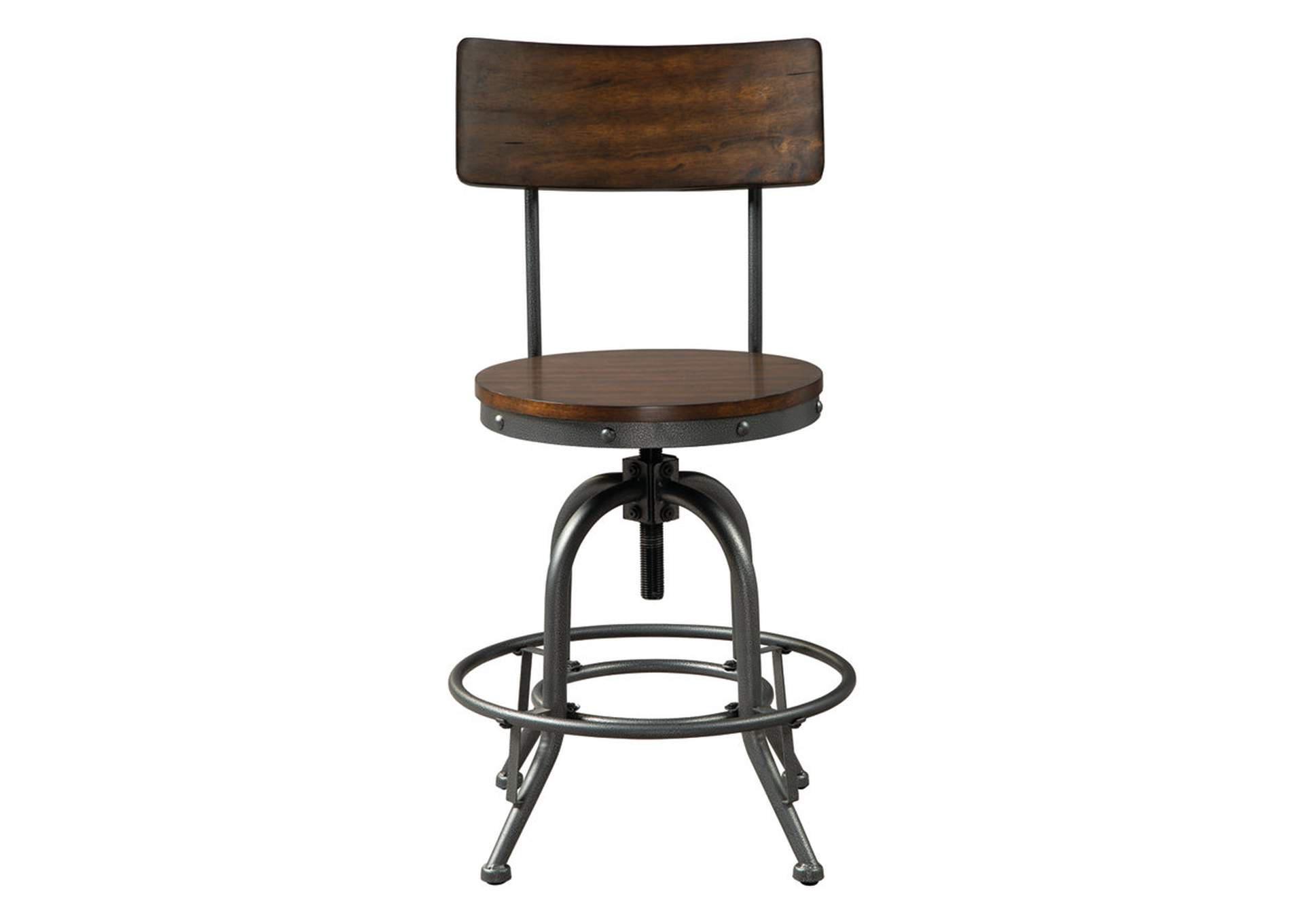 Odium Counter Height Bar Stool (Set of 2),Signature Design By Ashley