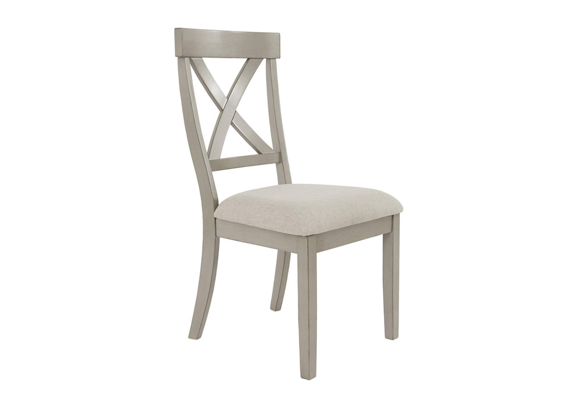 Parellen Gray Dining Chair (Set of 2),Signature Design By Ashley