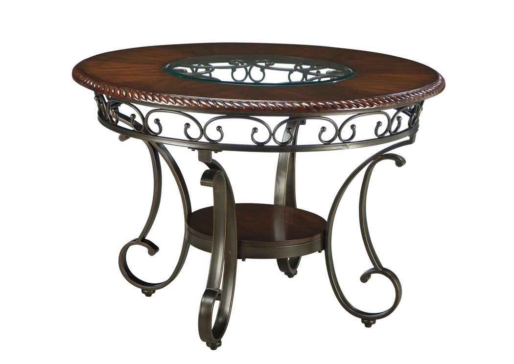 Glambrey Round Dining Table,Ashley