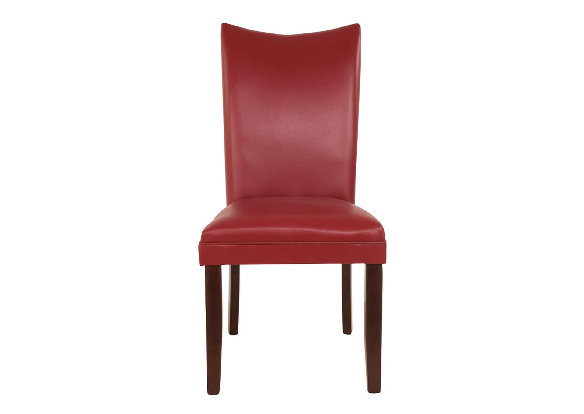 Charrell Red Side Chairs (Set of 2),Signature Design By Ashley