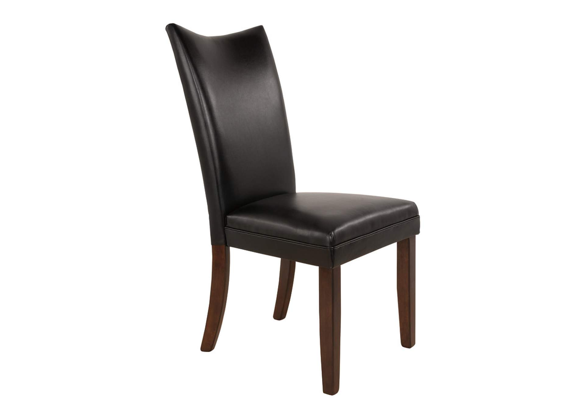 Charrell Black Side Chairs (Set of 2),Signature Design By Ashley