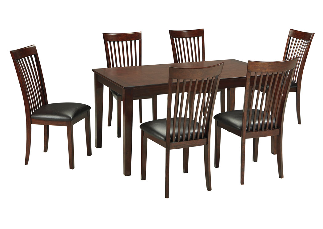 Mallenton 6 Piece Dining Room Table Set,Signature Design by Ashley