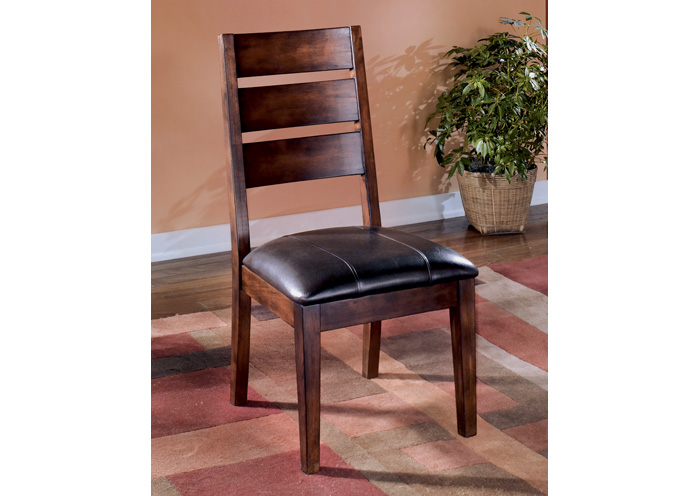 Larchmont Dining Upholstered Side Chair Set Of 2Signature Design By Ashley