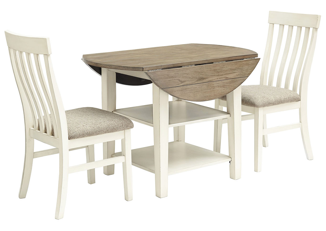 Bardilyn Dining Table w/2 Side Chairs,Benchcraft