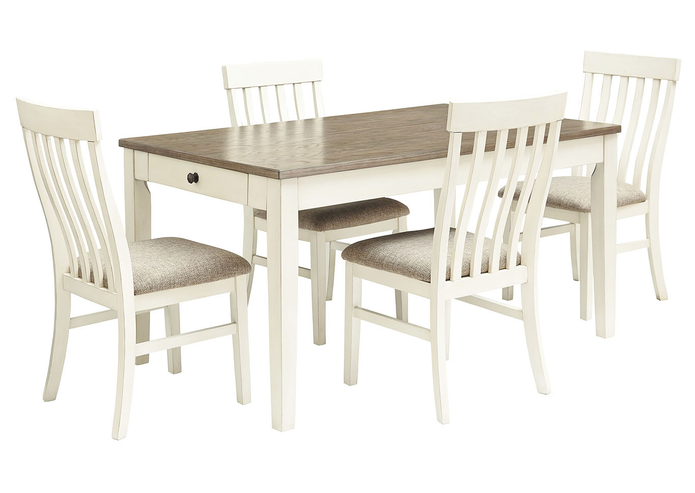 Bardilyn Dining Table w/4 Side Chairs,Benchcraft