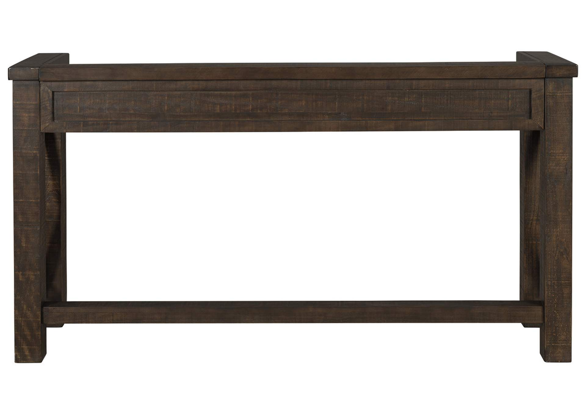 Hallishaw Dark Brown Bar Table,Signature Design By Ashley