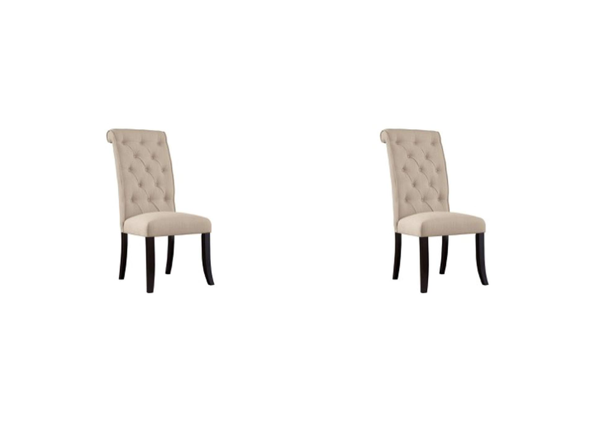 Tripton Upholstered Side Chair (Set of 2),Signature Design By Ashley