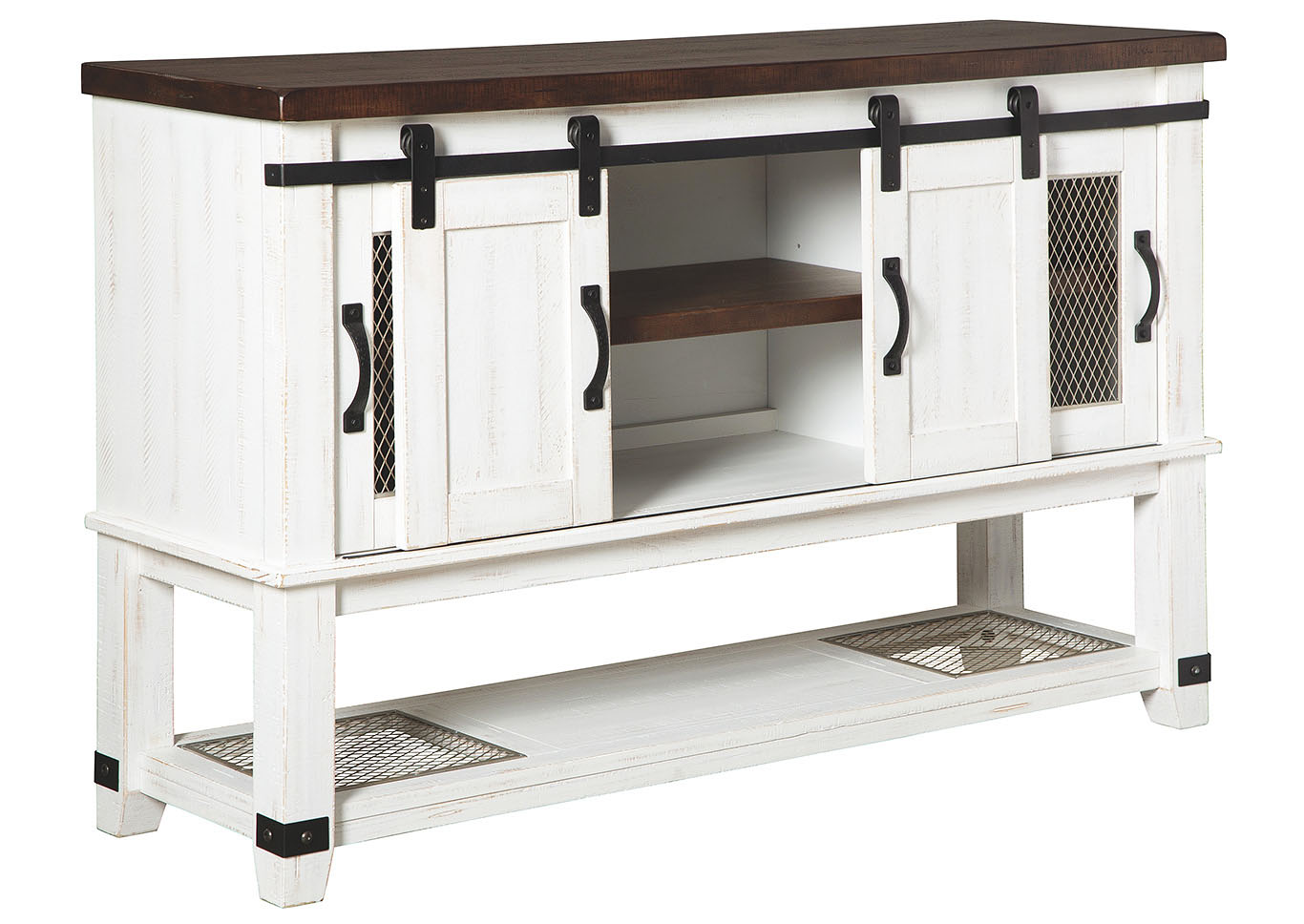 Valebeck Brown Dining Room Server,Signature Design By Ashley