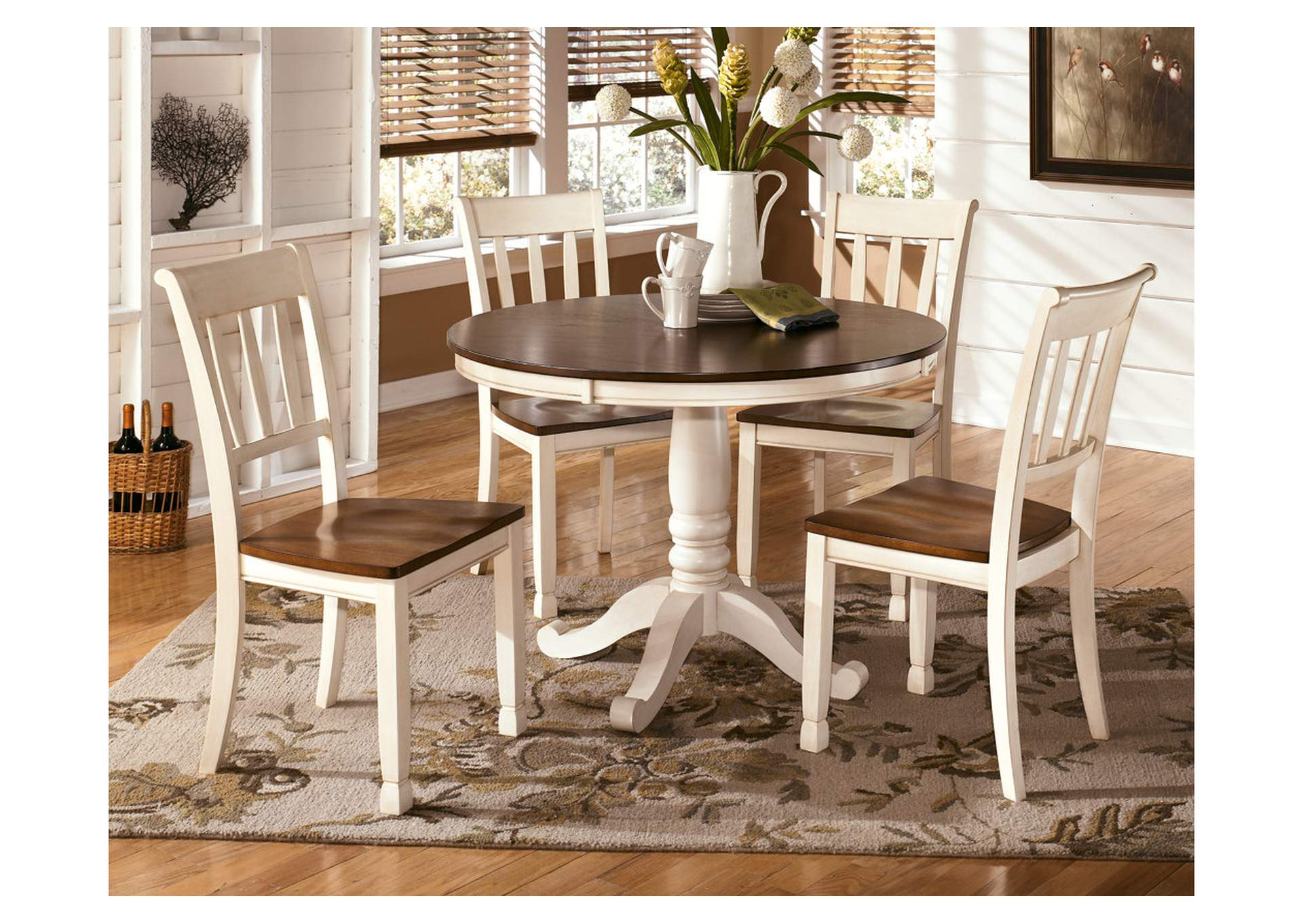Whitesburg Side Chair (Set of 2),Signature Design By Ashley