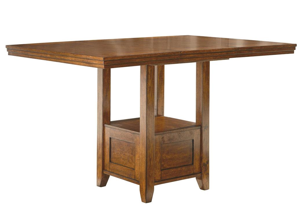 Alabama Furniture Market Ralene Rectangular Counter Height