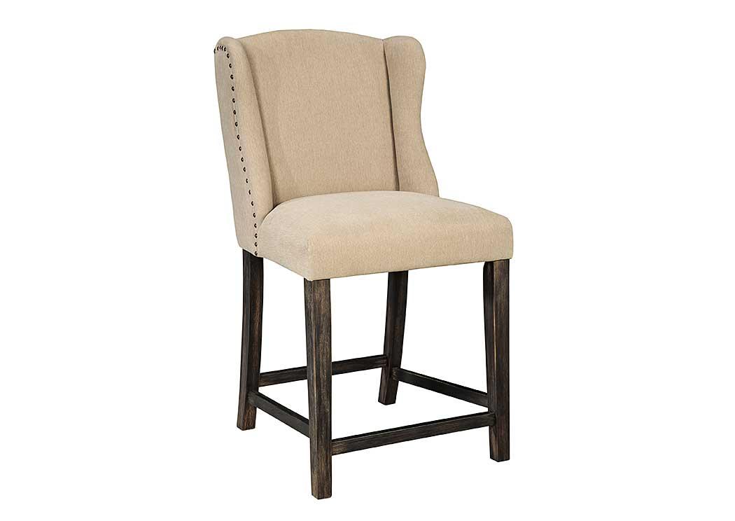 Higdon Furniture Moriann Upholstered Barstool Set Of 2