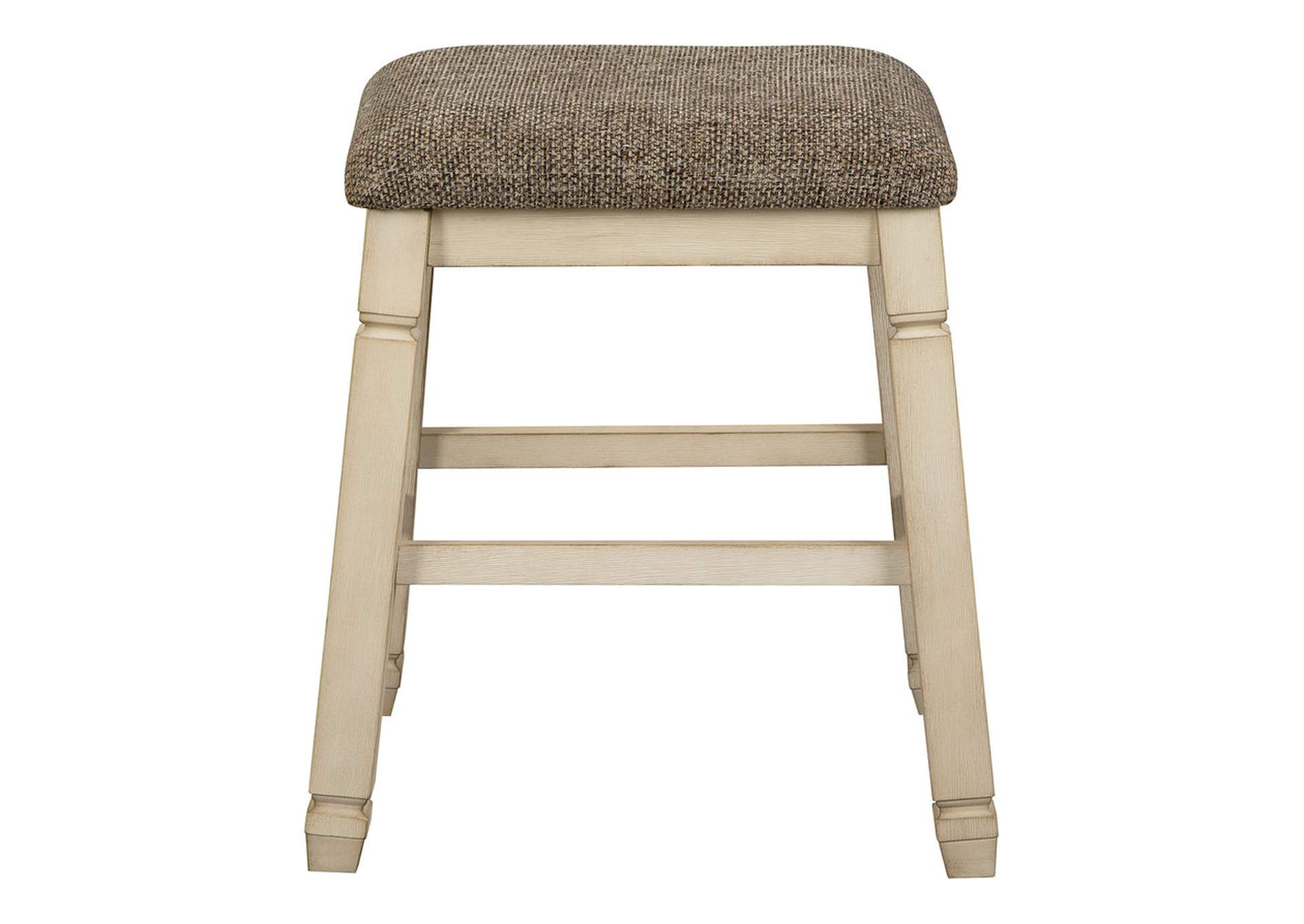 Bolanburg Two-Tone Bar Stool (Set of 2),Signature Design By Ashley
