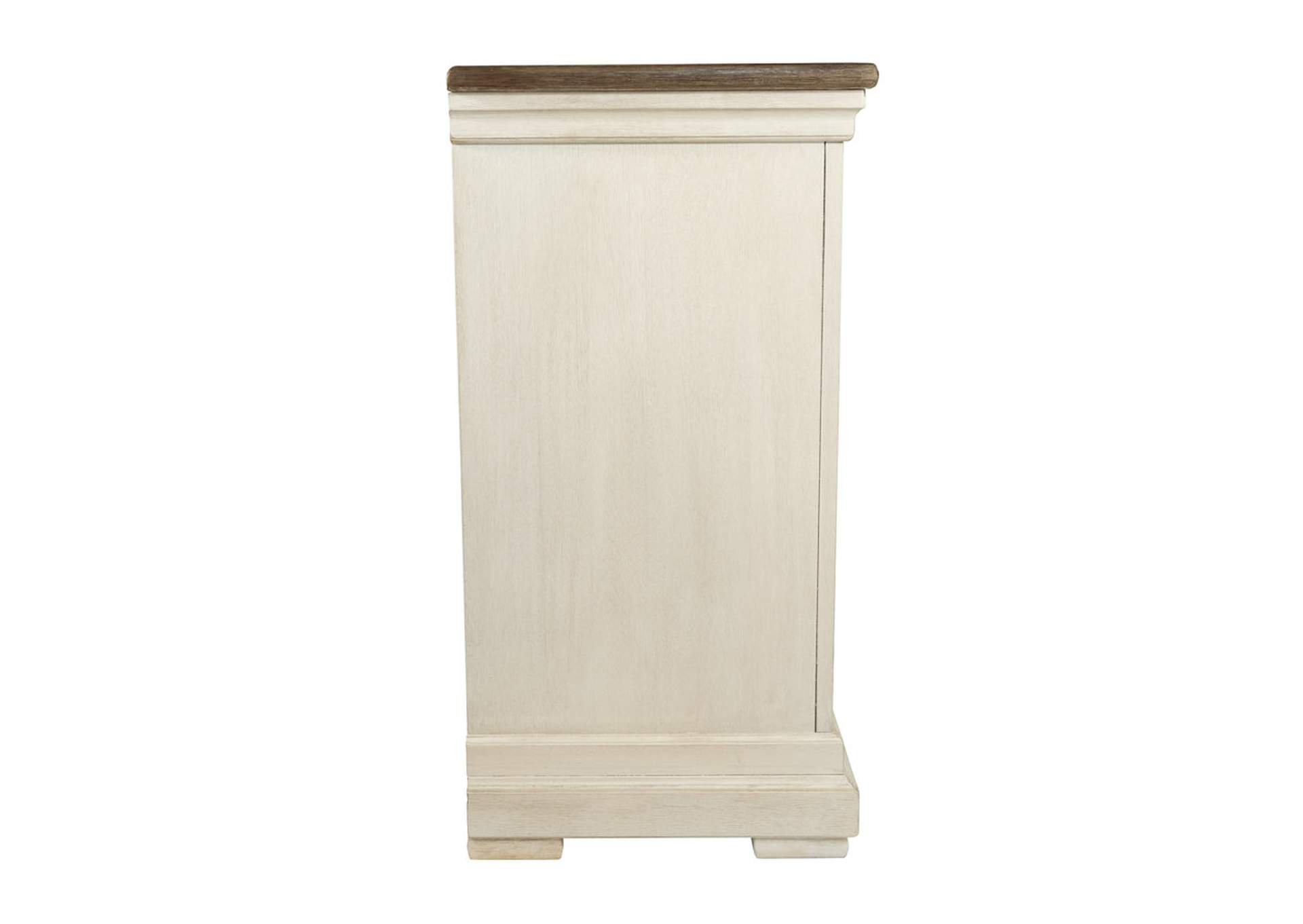 Bolanburg Antique White Dining Room Server,Signature Design By Ashley